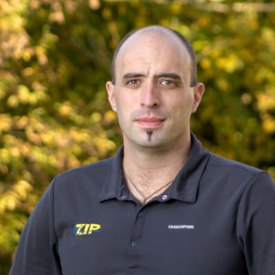 Trainer Christian Staubach