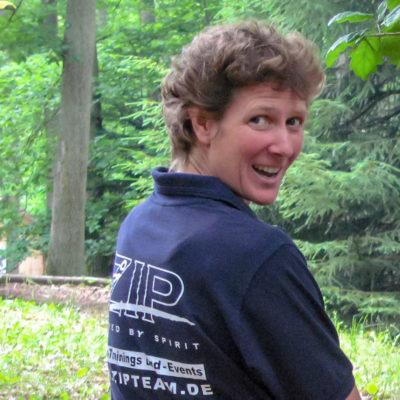 Trainerin Maren De Klerk
